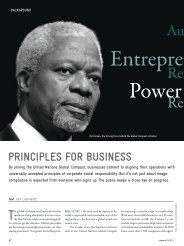 Global Compact - Principles for business (pdf, 0.21 MB, EN) - GIZ