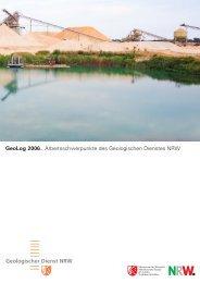 Geo-Informationen für die Wasserwirtschaft - Geologischer Dienst ...