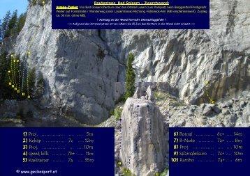 Bad Goisern - Zwerchwand - geckosport.at