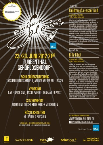 22./23. JUNI 2012 2130 TURBENTHAL GEHöRLOSENDORF*