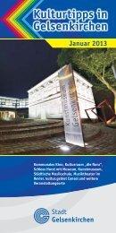 Kulturtipps in Gelsenkirchen - Stadt Gelsenkirchen