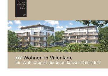 Wohnen im Park - Gleisdorf