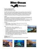 Tauchpaket Einzelzimmer oder All Inklusive Urlaubsangebot - Seite 2
