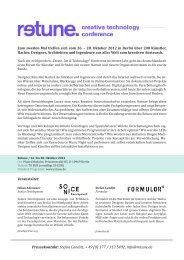 und in der Pressemitteilung (PDF)