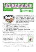 Jugendprogramm 2012 aktuell - Gemeinde Brechen - Seite 4