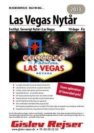 Las Vegas Nytår - Gislev Rejser