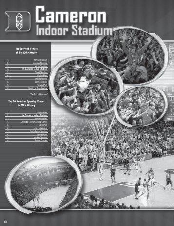 Special 96-108.indd - Duke University Athletics