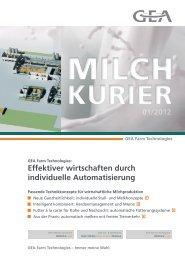 Effektiver wirtschaften durch individuelle Automatisierung 01/2012 ...