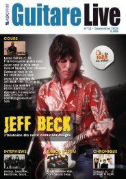 Jeff Beck - G LAB
