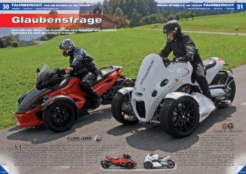 ATV-Quad Magazin Sept 2012 - GG Technik
