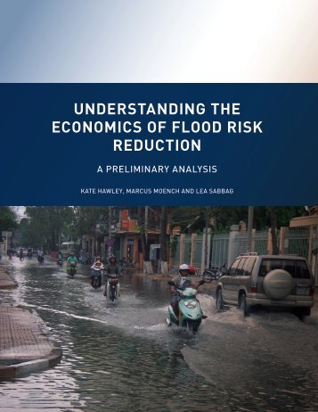 Understanding the Economics of Flood Risk Reduction - Institute for ...