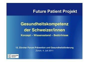 Folien M. Schmid (PDF) - Institut für Sozial- und Präventivmedizin ...
