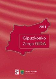 GIDA Zerga Gipuzkoako - Gipuzkoa.net