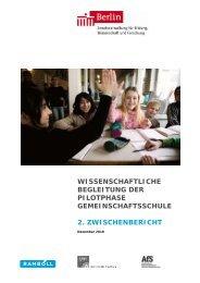 zweite Zwischenbericht - Berlin.de