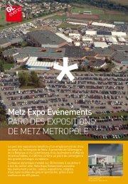 Metz Expo événements PARC DES EXPOSITIONS DE ... - GL events