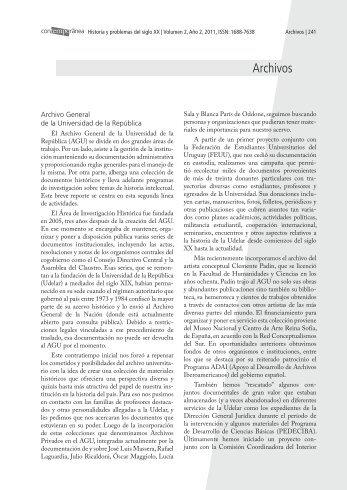 Bibliográficas - Grupo de Estudios Interdisciplinarios sobre el ...