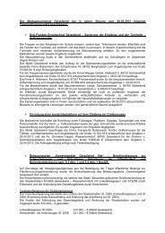 Sitzung vom 06.05.2013 - Geiselwind
