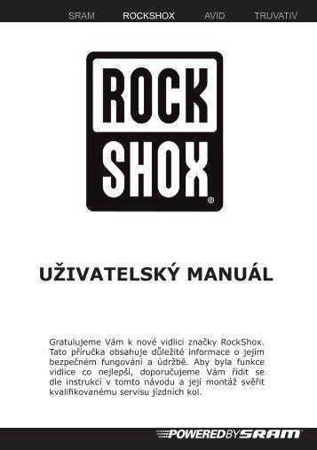 Vidlice Rock Shox - Giant Bicycles