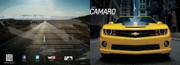 Camaro - GM Canada