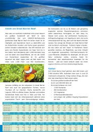 Download Islands of the Great Barrier Reef Fact Sheet ... - Global Spot