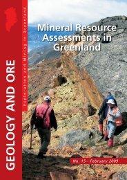Geology & Ore No. 15 - Geus