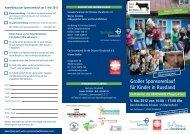 5. Mai 2012 von 14:00  – 17:00 Uhr - Kirchenbote