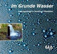 Im Grunde Wasser; Screen - Geologischer Dienst NRW