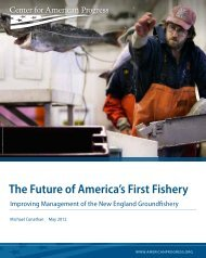 The Future of America's First Fishery - Gulf of Maine Research Institute