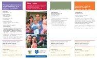 Salud Latina - Genomas