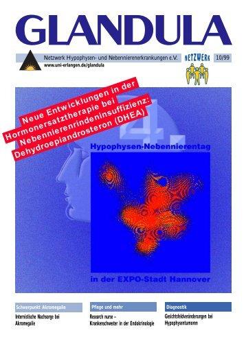 Glandula 8 - Netzwerk Hypophysen- und ...