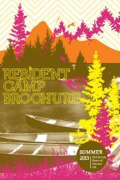 to download the 2013 Resident Camp Guide - Girl Scouts Heart Of ...