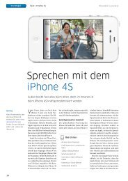 iPhoneWelt XL 1_2012 - Macwelt