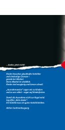 Programm Olpe - ginko Stiftung für Prävention