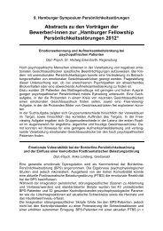 Abstracts zu den Vorträge (140 KB | .pdf) - GePs