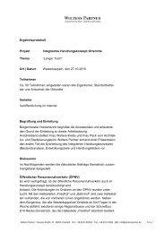 Protokoll 27 10 2010 - Westerkappeln