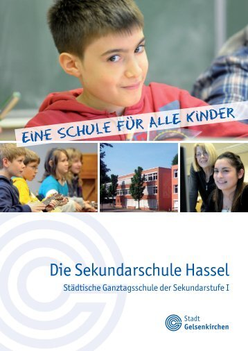 Die Sekundarschule Hassel - Regionale Bildungsnetzwerke
