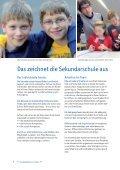 Die Sekundarschule Hassel - Regionale Bildungsnetzwerke - Seite 6