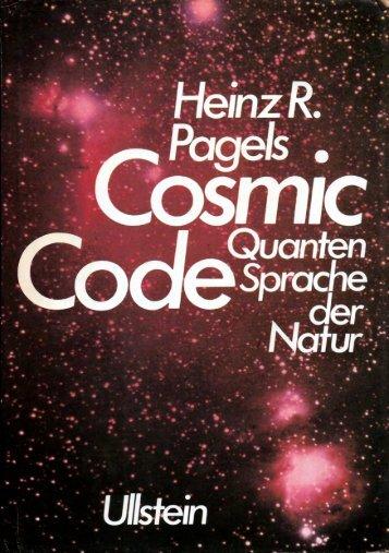 Heinz R. Pagels Cosmic Code - Globale-Evolution TV
