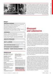 Download des Sport in Baden Nr. 11/05 - Badischer Sportbund Nord ...
