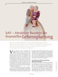 insurance magazin, Ausgabe 2012, Hoesch & Partner GmbH ...