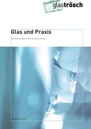 Glas und Praxis - Glas Trösch AG