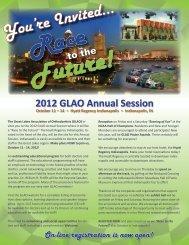 GLAO AS Brochure - 2012.indd