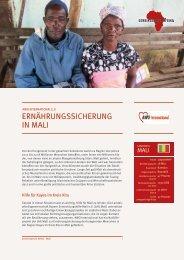 Erfahren Sie weitere Details zum Projekt - Gemeinsam für Afrika