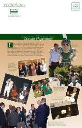 Fall 2005 - Giving to MSU - Michigan State University