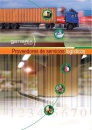 plaquette prestatires logistiques:Mise en page 1 - Generix Group