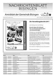 06 Umbruch_Leerumbr.qxd - Gemeinde Bisingen