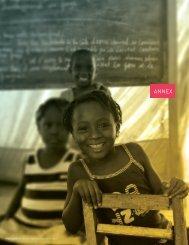 Annexes - Global Partnership for Education