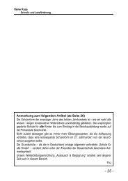 Anmerkung zum folgenden Artikel (ab Seite 26) Die ... - GGG-NRW