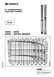 Z855 – Z875 Z895 – Z8125 SERIES