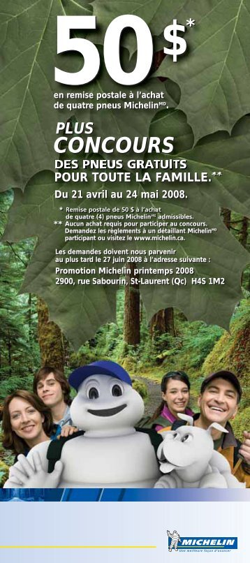 CONCOURS CONCOURS - GM Canada